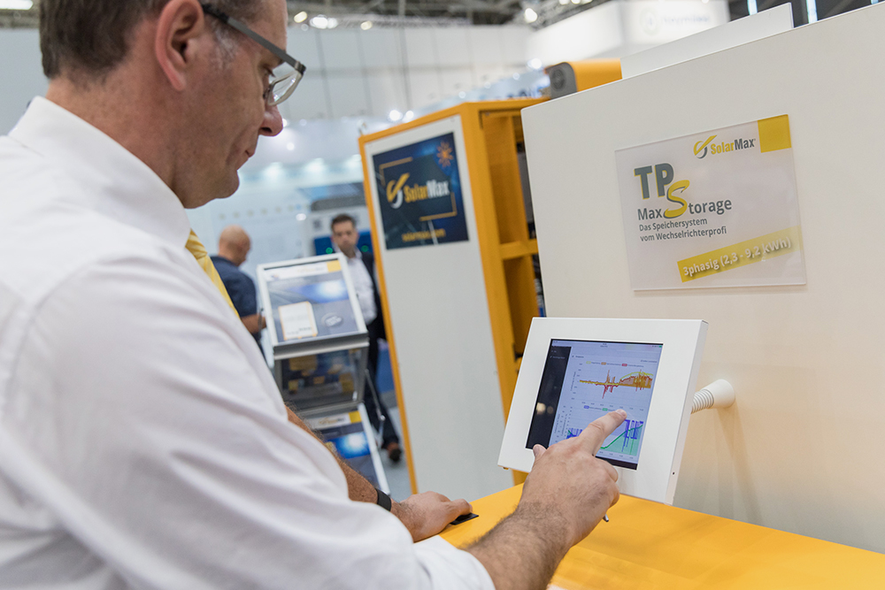 SolarMax Intersolar 2018